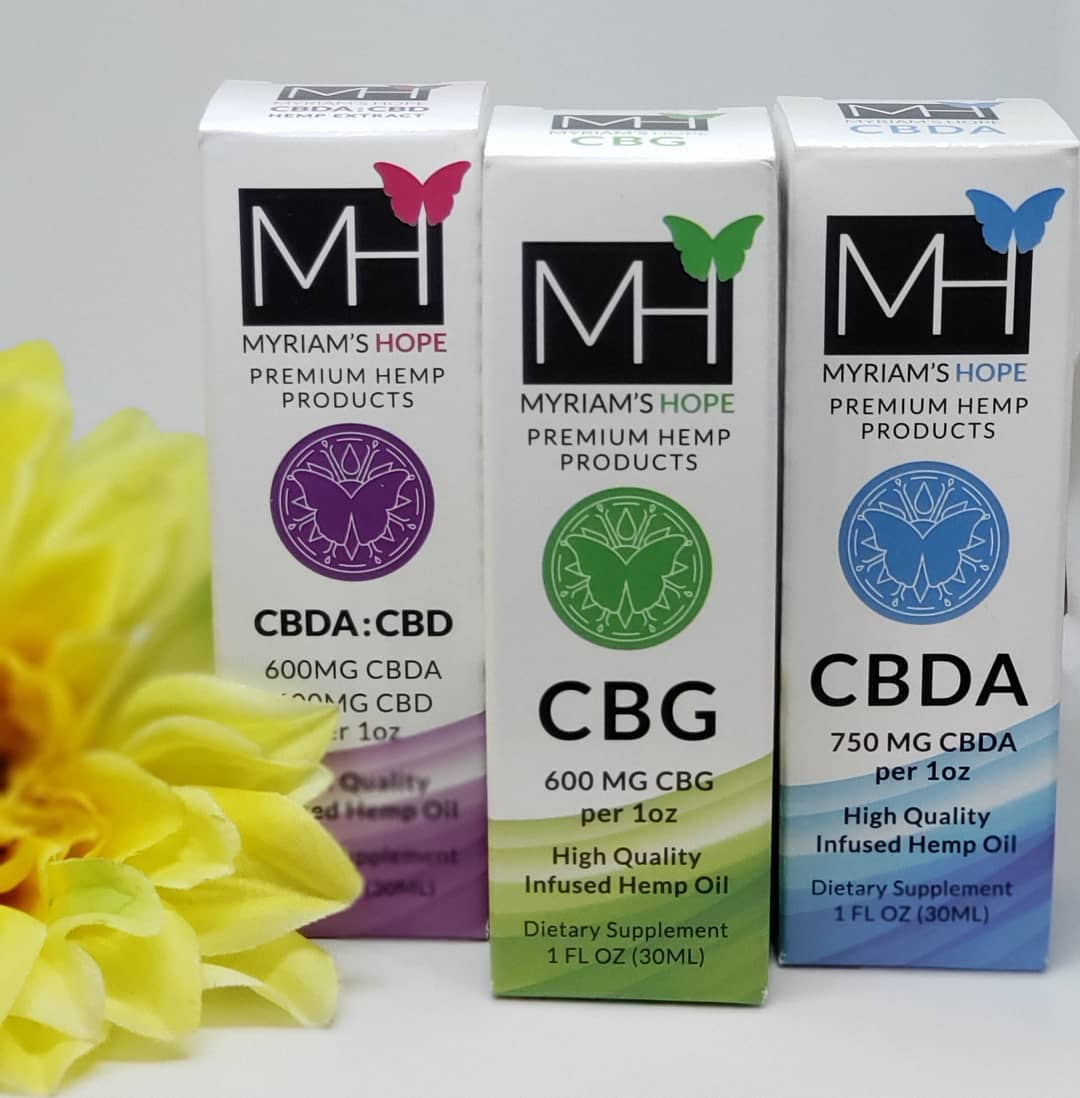 CBD & CBDA What's The Difference