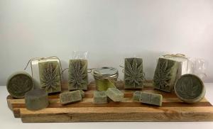 cbd soap making kit
