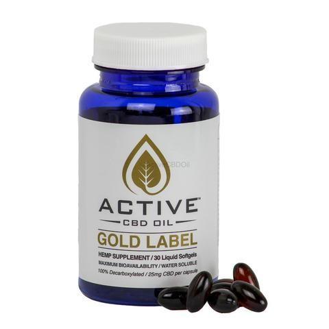active cbd oil